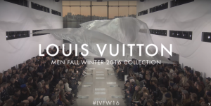Highlights from the Louis Vuitton Men s Fall Winter 2016 Fashion Show