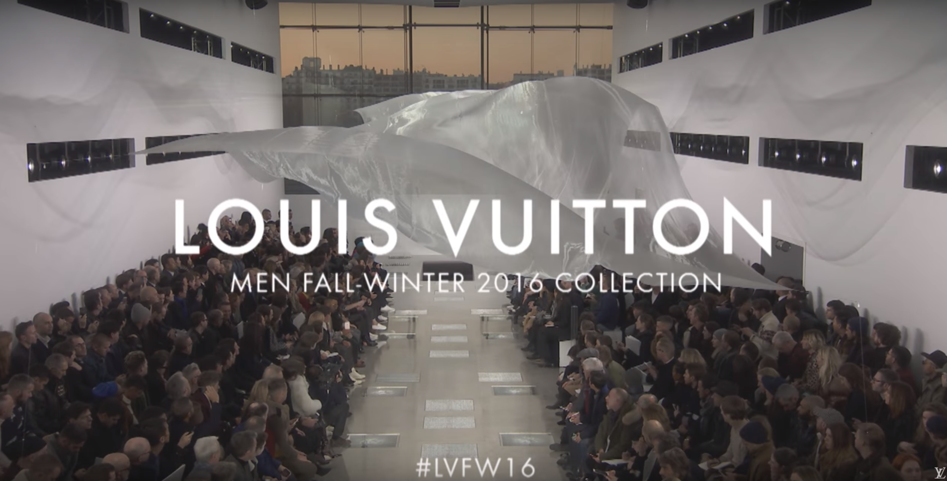Louis Vuitton Men's Fall-Winter 2016 Fashion Show